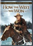 Video/DVD. Title: How The West Was Won: The Complete First Season