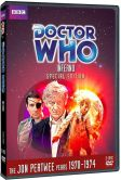 Video/DVD. Title: Doctor Who: Inferno
