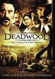 Video/DVD. Title: Deadwood: the Complete First Season