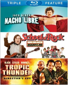 Jack Black: Triple Feature