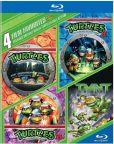 Video/DVD. Title: 4 Film Favorites: Teenage Mutant Ninja