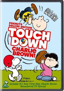 Peanuts: Touchdown Charlie Brown / (Dlx)