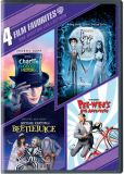 Video/DVD. Title: 4 Film Favorites: Tim Burton Collection