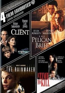 4 Film Favorites: John Grisham