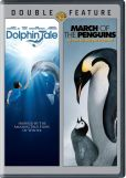 Video/DVD. Title: Dolphin Tale/March of the Penguins