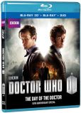 Video/DVD. Title: Doctor Who: The Day of the Doctor - 50th Anniversary Special