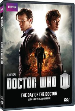 Doctor Who: The Day of the Doctor - 50th Anniversary Special