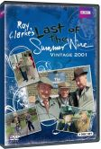 Video/DVD. Title: Last Of The Summer Wine: Vintage 2001