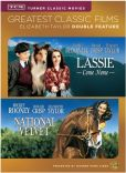 Video/DVD. Title: Lassie Come Home/National Velvet
