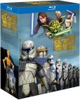 Video/DVD. Title: Star Wars: The Clone Wars - Seasons 1-5 Collectors Edition