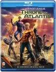Video/DVD. Title: Justice League: Throne of Atlantis
