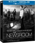 Video/DVD. Title: Newsroom: the Complete Second Season