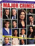 Video/DVD. Title: Major Crimes: the Complete Second Season