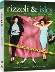 Video/DVD. Title: Rizzoli & Isles: the Complete Fourth Season