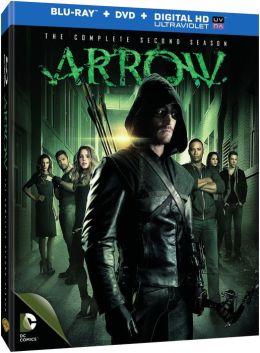 Arrow: the Complete Second Season