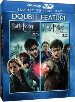 Harry Potter & Deathly Hallows: Part 1/Harry Potter & Deathly Hallows: Part 2