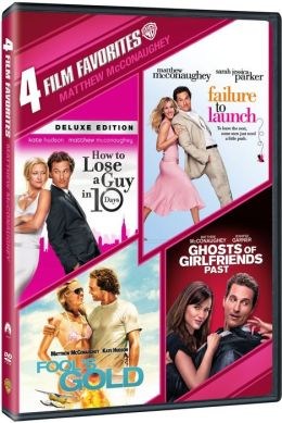 4 Film Favorites - Matthew Mcconaughey