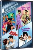 Video/DVD. Title: 4 Film Favorites - Elvis Presley: Girls