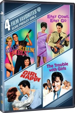 4 Film Favorites - Elvis Presley: Girls