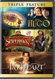Video/DVD. Title: Hugo/Spiderwick Chronicles/Inkheart