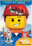 Video/DVD. Title: The LEGO Movie 3D: Everything Is Awesome Edition