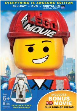The LEGO Movie 3D: Everything Is Awesome Edition