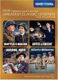 Video/DVD. Title: Tcm Gcg Legends: Henry Fonda