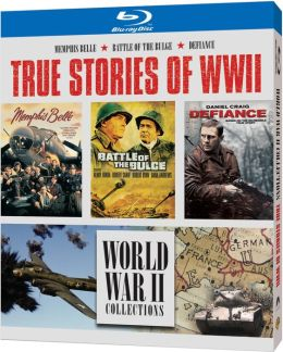 True Stories of Wwii Collection (4pc) / (Dts Box)