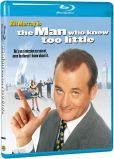 Video/DVD. Title: The Man Who Knew Too Little
