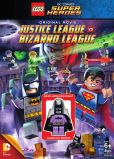 Video/DVD. Title: LEGO DC Comics Super Heroes: Justice League vs. Bizarro League