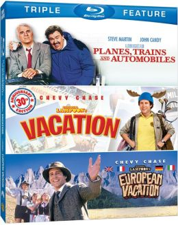 Planes, Trains and Automobiles/National Lampoon's Vacation/National Lampoon's European Vacation