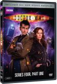 Video/DVD. Title: Doctor Who: Series Four - Part One