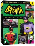 Video/DVD. Title: Batman: the Complete First Season