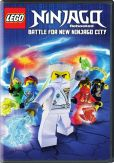 Video/DVD. Title: Lego Ninjago: Rebooted - Battle For New Ninjago