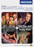 Video/DVD. Title: Tcm Greatest Classic Films: Tennessee Williams