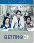 Video/DVD. Title: Getting on: the Complete First Season