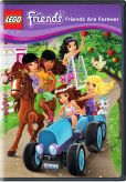 Video/DVD. Title: Lego Friends: Friends Are Forever