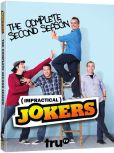 Video/DVD. Title: Impractical Jokers: The Complete Second Season