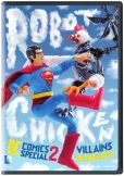 Video/DVD. Title: Robot Chicken DC Comics Special 2: Villains in Paradise
