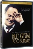 Video/DVD. Title: Billy Crystal: 700 Sundays