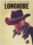 Video/DVD. Title: Longmire: The Complete Third