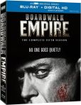 Video/DVD. Title: Boardwalk Empire: The Complete Fifth Season