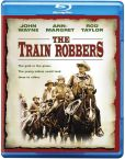 Video/DVD. Title: The Train Robbers