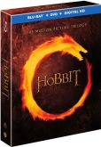 Video/DVD. Title: The Hobbit: The Motion Picture Trilogy