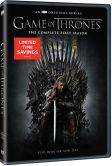 Video/DVD. Title: Game of Thrones: The Complete First Season