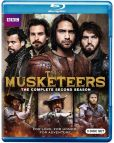 Video/DVD. Title: Musketeers: The Complete Second Season