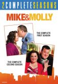 Video/DVD. Title: Mike & Molly: Seasons One and Two