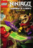 Video/DVD. Title: Lego Ninjago: Masters Of Spinjitzu - Season Four