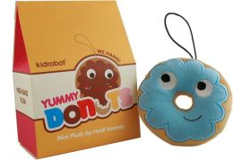 Yummy Donut Mini Plush 4 inch (Blind Boxed)