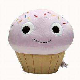 YUMMY Cupcake Pink Small Plush